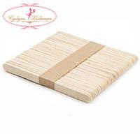 Палочки деревянные для мороженого 11,4 см (50 шт)