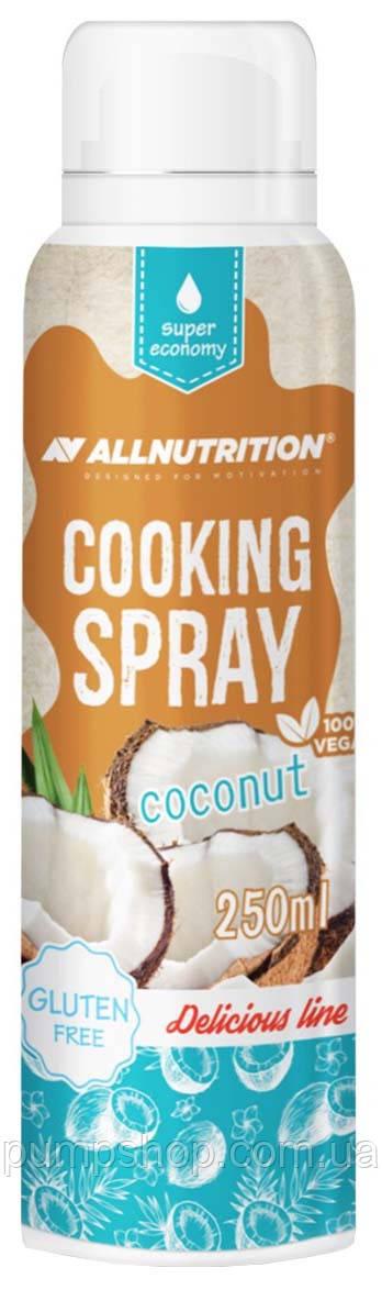 Спрей-масло для жарки Allnutrition Cooking Spray 250 мл кокос