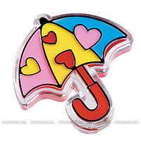 Ffleur - Блеск для губ детский LG-14 Parasol (Зонтик) 2мл
