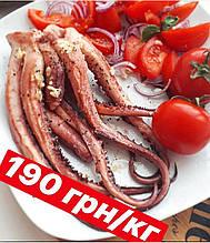 Кальмар щупальця  50-100 с/м