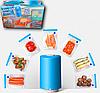Вакуумный упаковщик для еды вакуумные пакеты для еды  на батарейках