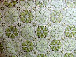 Клейонка ажурна Лейс (Lace) NT-114E зелена