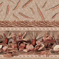 Клейонка на флізеліновій основі Декорама Колоски