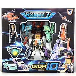 Робот-трансформер TobotGiga 10
