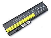 Батарея для Lenovo ThinkPad X200 X200s X201 X201i X201s (10.8V 4400mAh) P/N: 42T4834 42T4835 43R9254 42T4537, фото 1