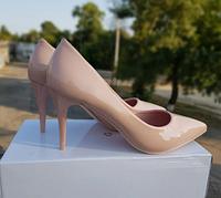 Туфли женские на каблуке 8 см