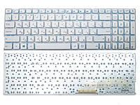 Клавиатура для ASUS X541, X541LA, X541S, X541SA, X541UA, R541, R541U ( RU White без рамки)., фото 1