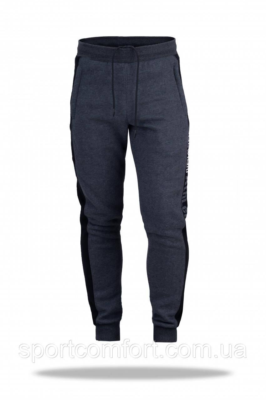 Спортивные брюки мужские Freever серые байка