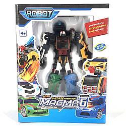 Робот-трансформер TobotMagma 6