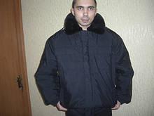 Куртка охоронця
