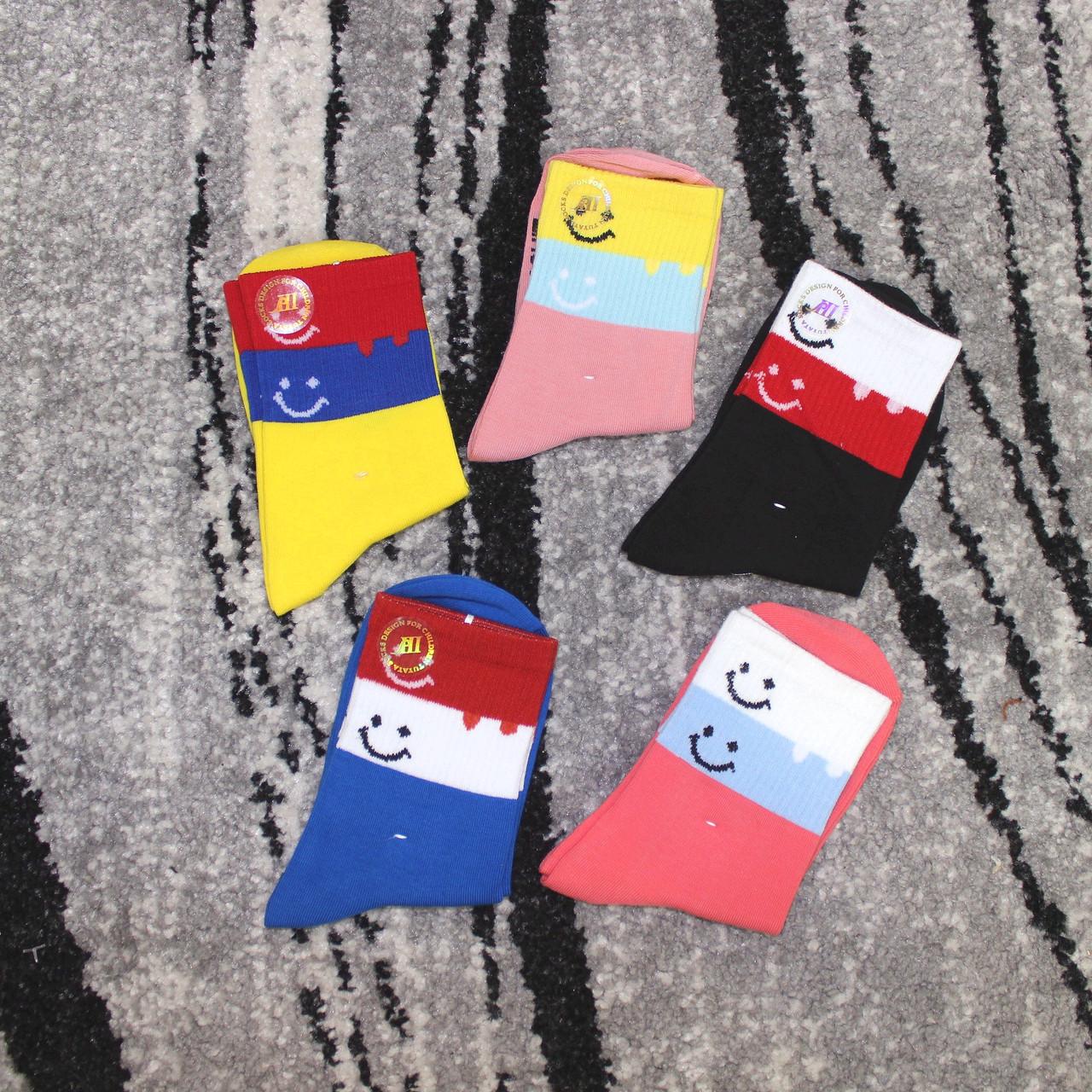 Носки детские 688-12 (В упаковке 10 пар) 3 размера