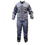 Костюм Рабочий (worker) куртка + полукомбинезон, фото 2