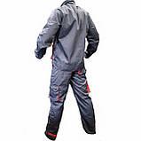 Костюм Рабочий (worker) куртка + полукомбинезон, фото 3