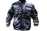 Куртка китель для охраны Security, фото 2