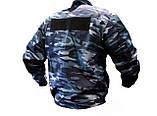 Куртка китель для охраны Security, фото 3