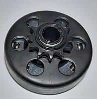 Центробежное сцепление под звезду 12 зубов вал 20 мм (цепь 428)
