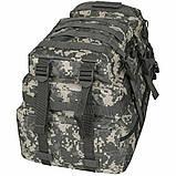 Рюкзак Тактичний Mil-Tec піксель, фото 6