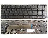 Клавиатура для ноутбука HP (ProBook: 450, 455, 470 ) rus, black (15.6 ), без фрейма, фото 1