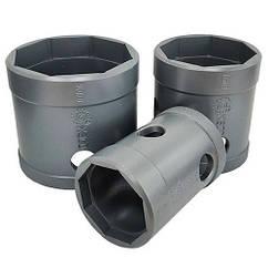 Головка для маточини посилена (8-гранна) 110мм (ХЗСО) WHS8110