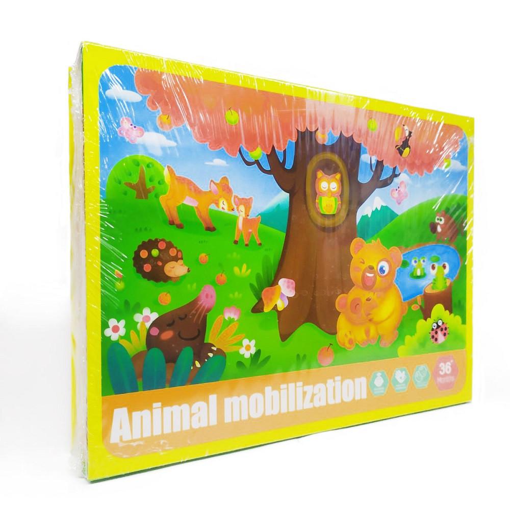 "Доска магнитная ""Animal mobilization"" B33487"