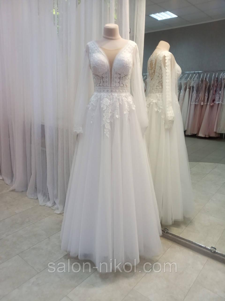 Свадебное платье № C2015