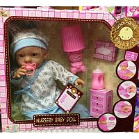 Кукла-пупс  с ночником говорит 6 фраз,светится ночник