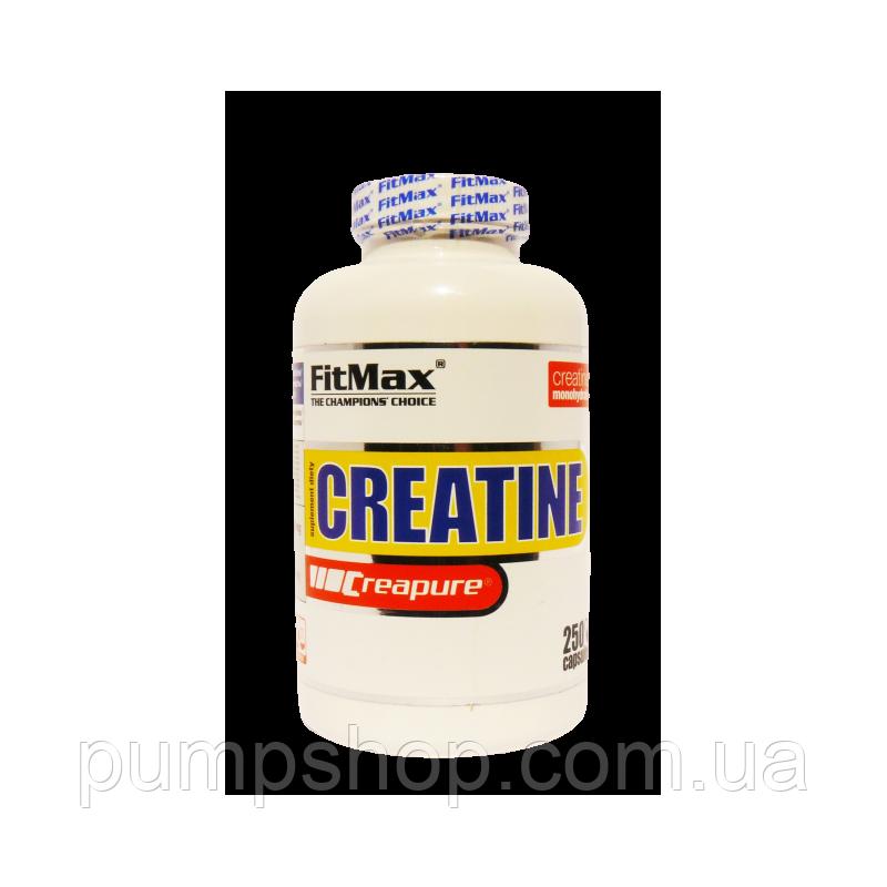Креатин моногидрат FitMax Creatine Creapure 250 капс.