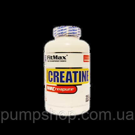 Креатин моногидрат FitMax Creatine Creapure 250 капс., фото 2