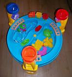 Песочница-стол 8804/M1869, круглая (для воды и песка+игрушки), фото 6