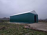Павильон тентовый 10м*20м для склада  Компании Кернел от TENT.UA, фото 2