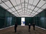 Павильон тентовый 10м*20м для склада  Компании Кернел от TENT.UA, фото 3