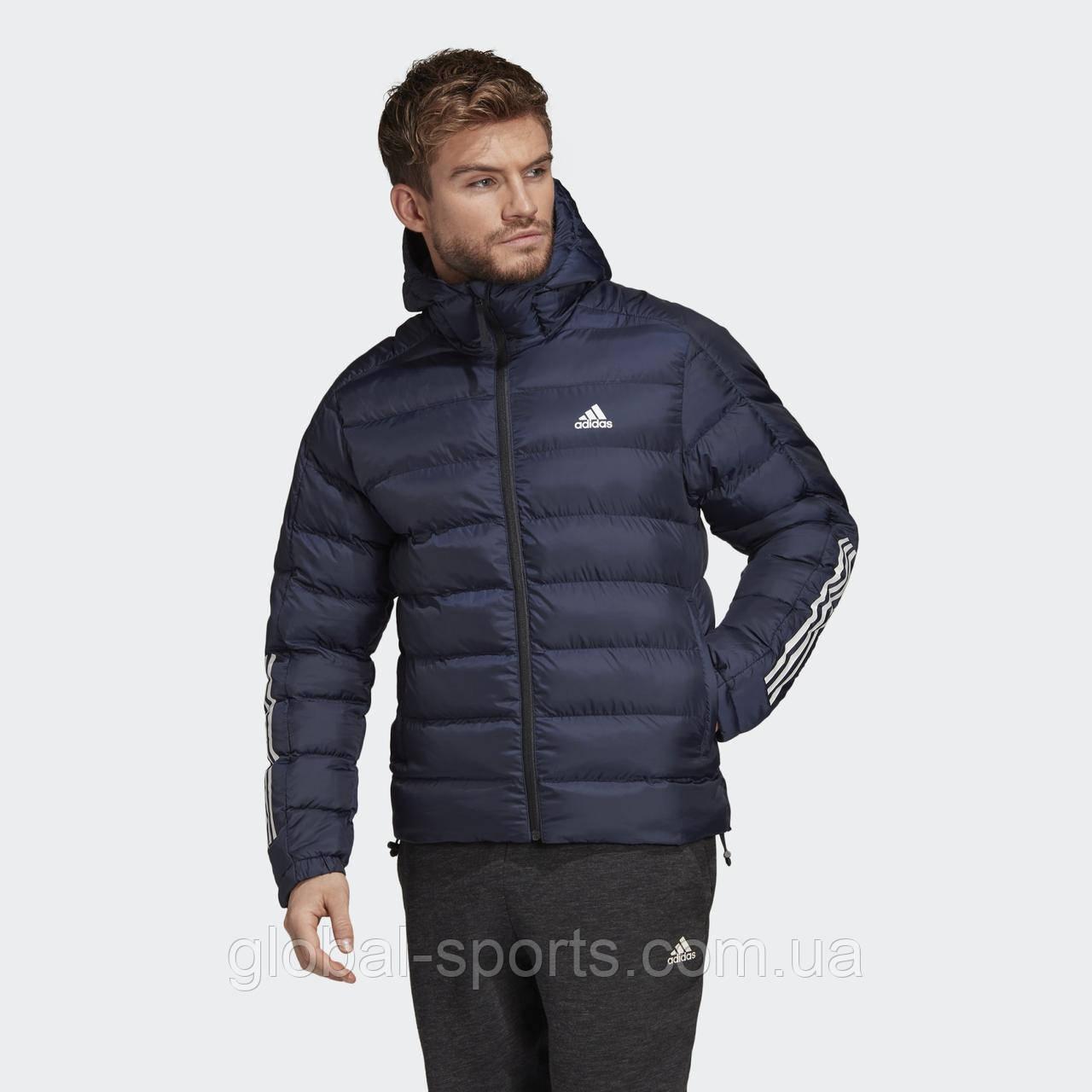 Мужская зимняя куртка Adidas Itavic 3-Stripes 2.0 (Артикул:DZ1412)