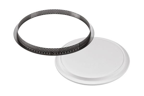 """Форма для тарта """"Kit Tarte Ring Round"""" 19х2см/555мл силиконовая + 1 кольцо Silikomart"""