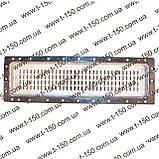 Сердцевина радиатора МТЗ 4-х рядная, латунная. Китай, фото 3