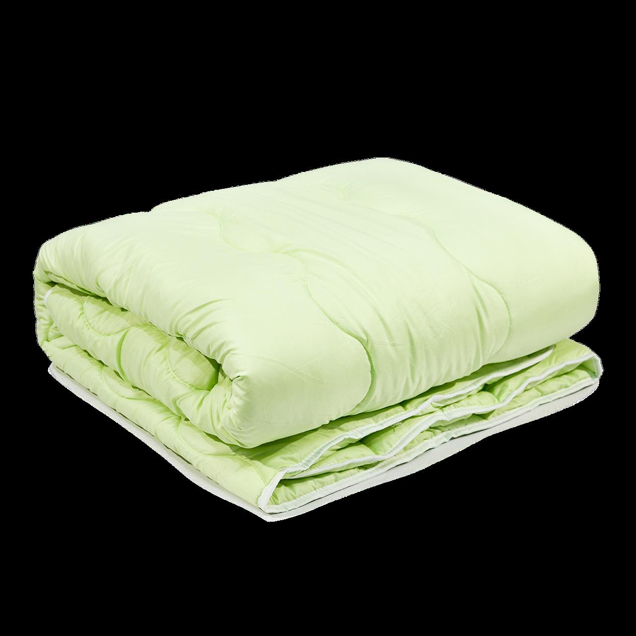 Одеяло Вилюта бамбуковое в микрофибре 140*205 полуторное (300)