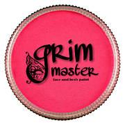 Аквагрим ГримМастер основний Рожевий яскравий 32g