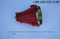 Верхний редуктор на 9 шлицов для мотокосы для трубы Ø26 мм., фото 1
