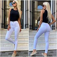 Женские стильные стрейчевые джинсы