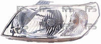 Левая фара CHEVROLET AVEO T255 (FPS) 95016740