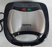 Гриль сендвичница-бутербродница Rainberg RB-5404, фото 1
