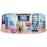 """Ігровий набір з лялькою L. O. L. Surprise! серії Furniture"""" S2 - Клас Розумниці"""" 570028"""