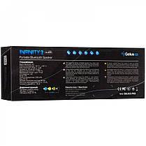 Портативная Bluetooth колонка Gelius Pro Infinity 2 GP-BS510 Army, фото 2