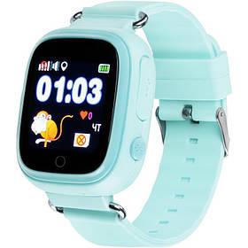 Дитячі розумні годинник з GPS трекером Gelius Pro GP-PK003 Blue