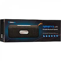 Портативная Bluetooth колонка Gelius Pro Infinity 2 GP-BS510 Yellow, фото 2
