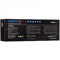 Портативная Bluetooth колонка Gelius Pro Infinity 2 GP-BS510 Yellow, фото 3