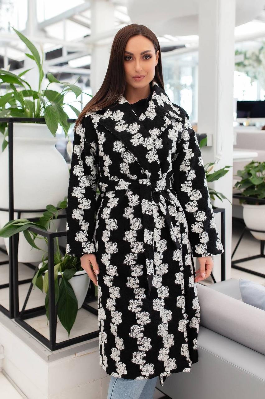 Великолепное шерстяное пальто