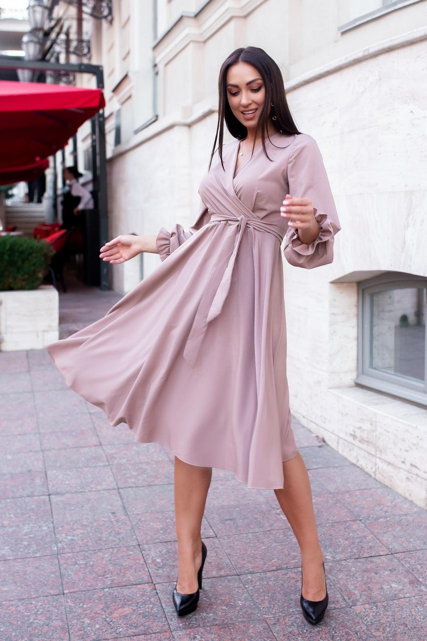 Славное платье классической длины