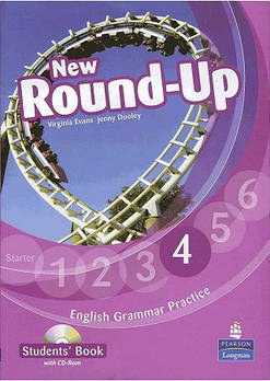 New Round-Up 4 student's Book with CD-ROM