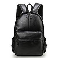 Рюкзак городской мужской Vormor. Мужской рюкзак для ноутбука Черный
