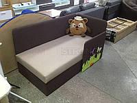 Детский диван с нишей для ребека Потапыч